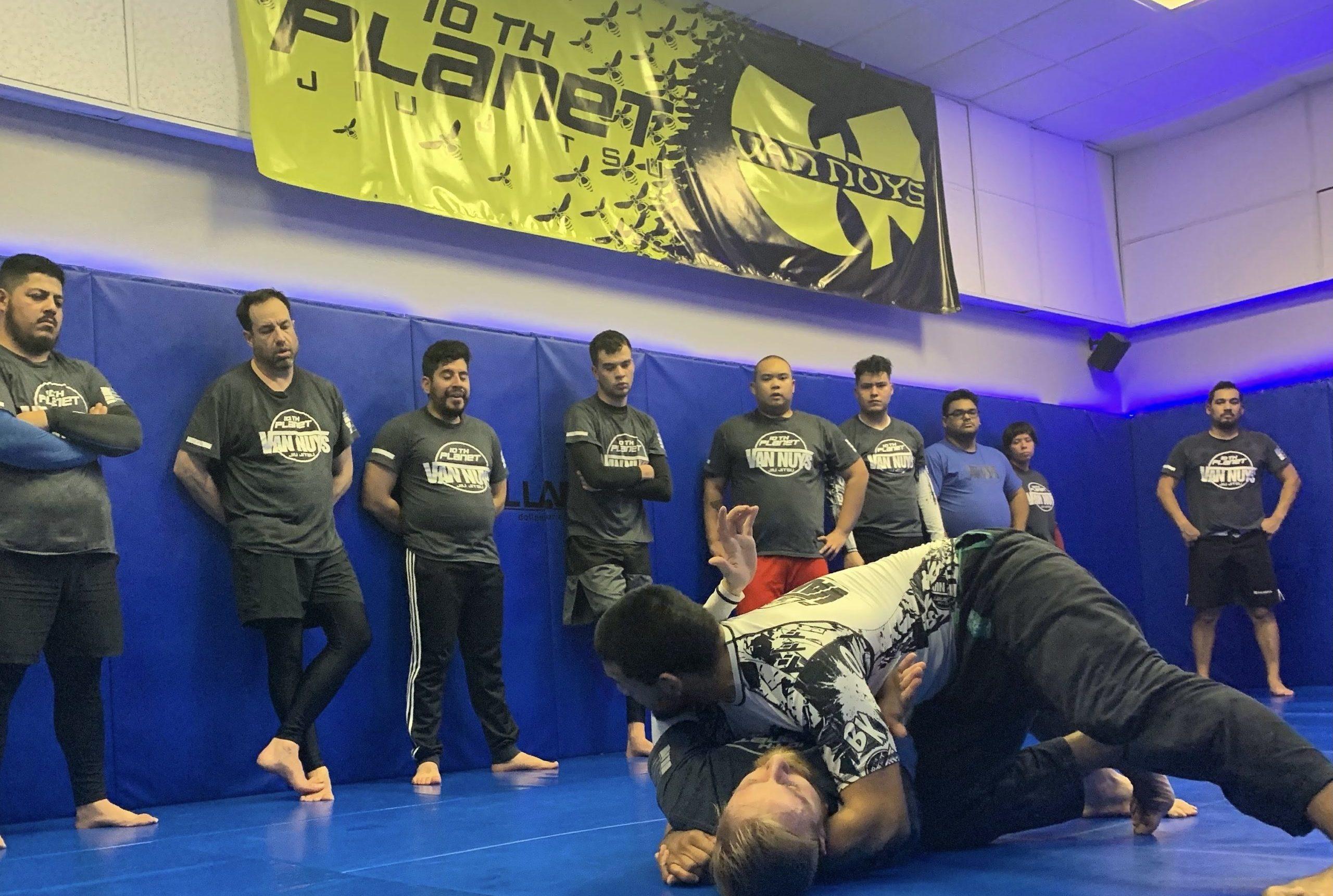 Fundamental Jiu Jitsu